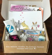 LOVE GOODLY August/September 2017 Subscription Box Review + Coupon