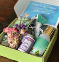 Nymph Botanical Beauty Box August 2017 Review