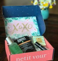 Petit Vour Vegan Beauty Box July 2017 Review