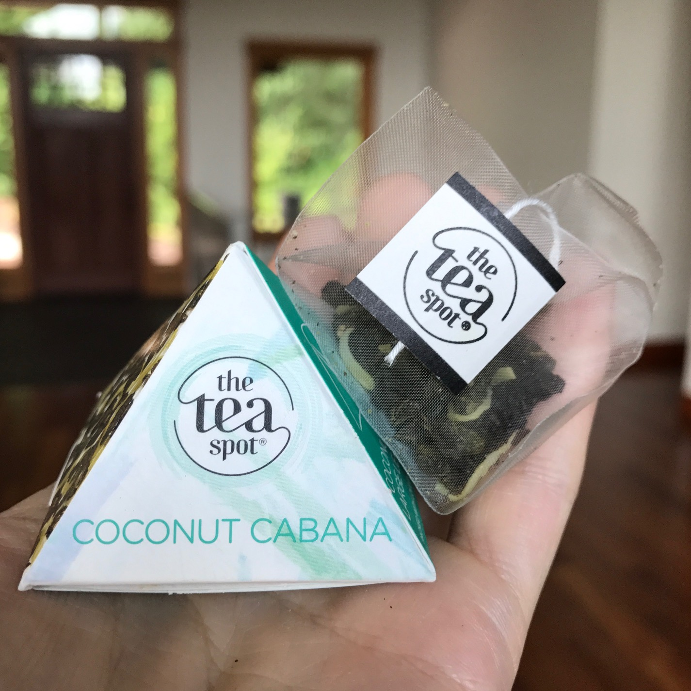 The Tea Spot Coconut Cabana Tea