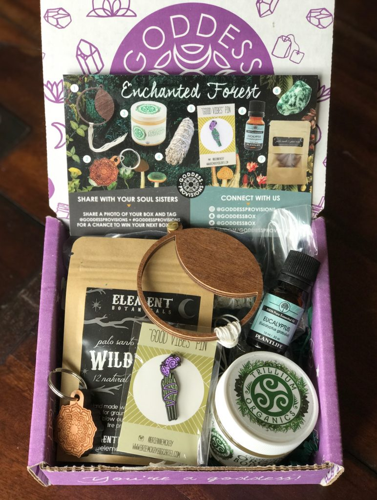 Goddess Provisions Subscription Box Review September