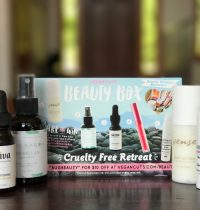 August 2017 Vegan Cuts Beauty Box Review