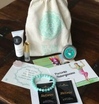 BuddhiBox Yoga Subscription Box Review + Coupon – October 2017