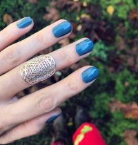 Nails of the Day: LVX 'Azure'