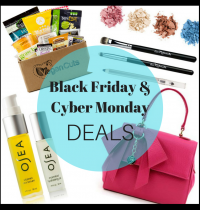 Vegan Black Friday & Cyber Monday Deals 2017