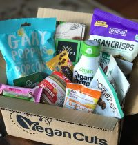 November 2017 Vegan Cuts Snack Box Reveal