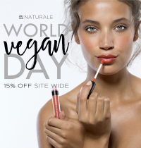Au Naturale World Vegan Day Sale – Stock up on Green Beauty