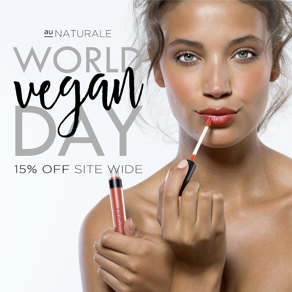 au naturale vegan makeup