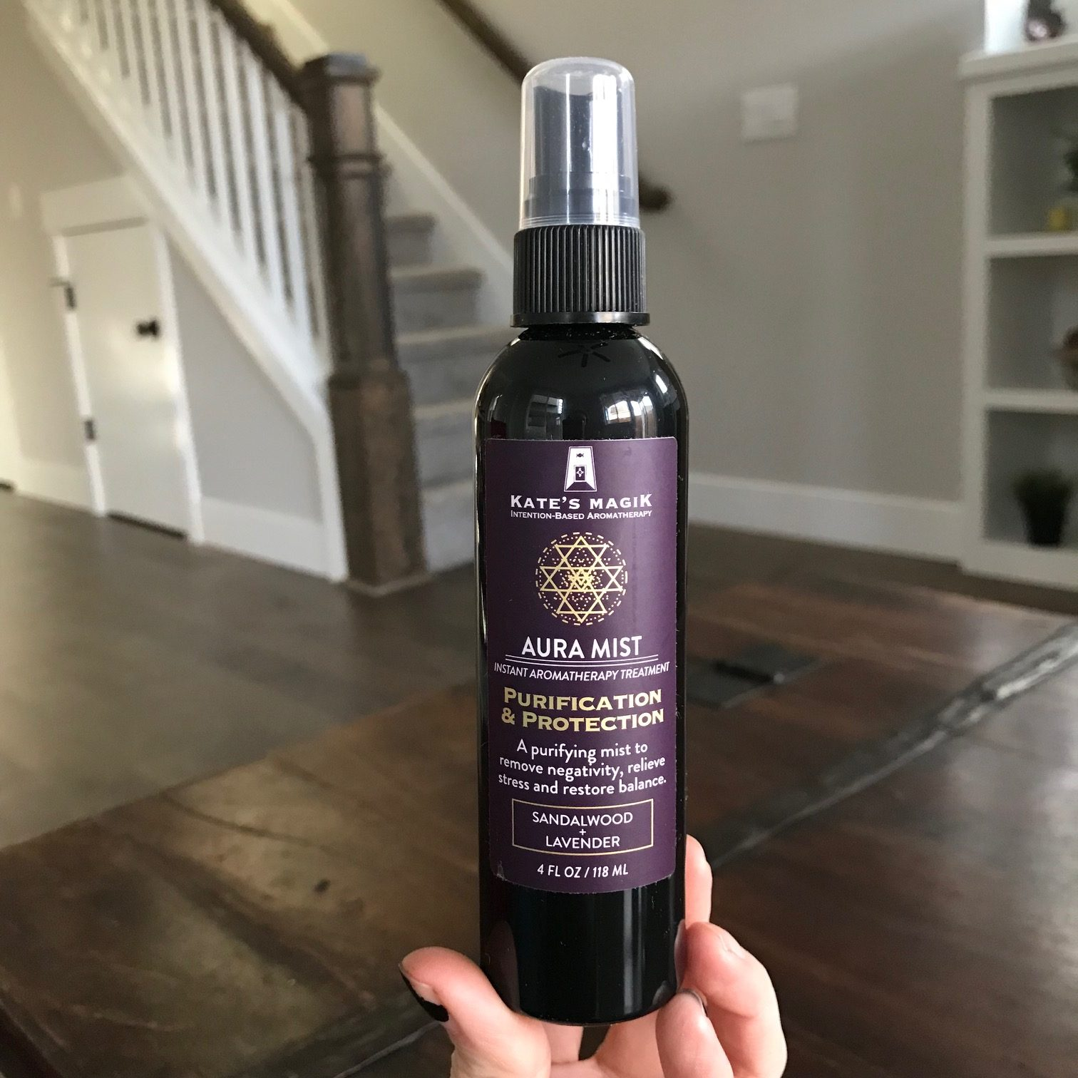 Kate's Magic Purification and Protection Aura Mist