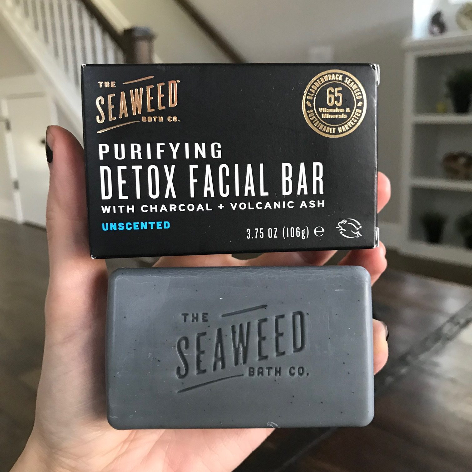 Seaweed Bath Co. Detox Facial Bar