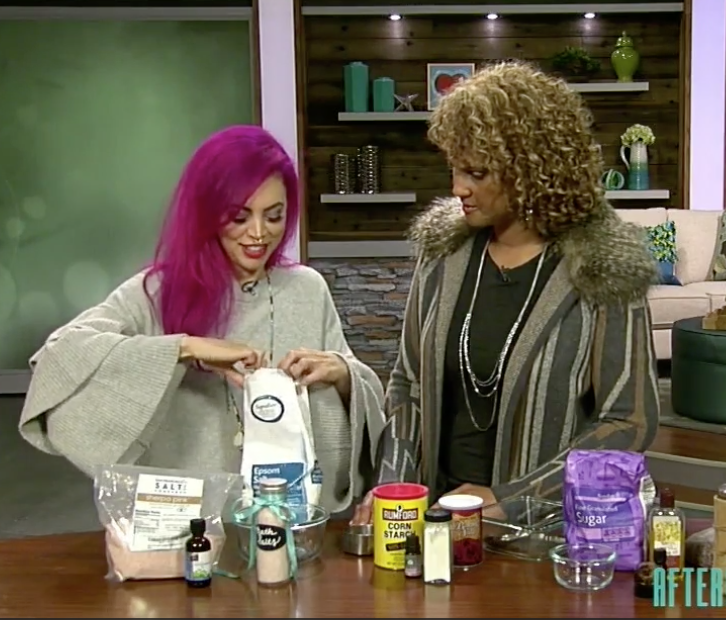 DIY Beauty Products For Gifting [VIDEO]