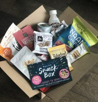 February 2018 Vegan Cuts Snack Box Reveal