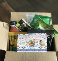 May 2018 Vegan Cuts Snack Box Review [VIDEO]