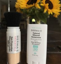 Summer Calls for Non-Toxic To-Go Sunscreen