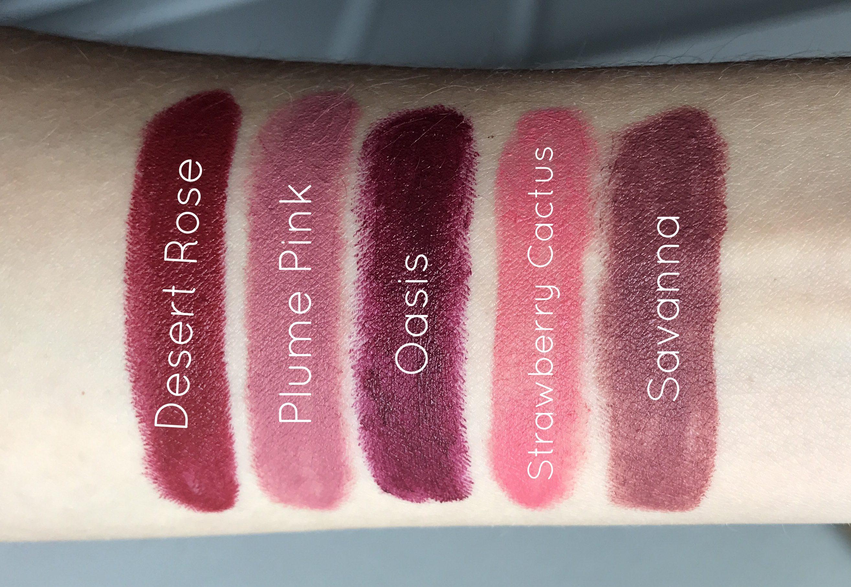 100 Percent Pure Matte Lipstick