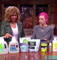 Natural & Safe Laundry Products for the Whole Family [VIDEO]