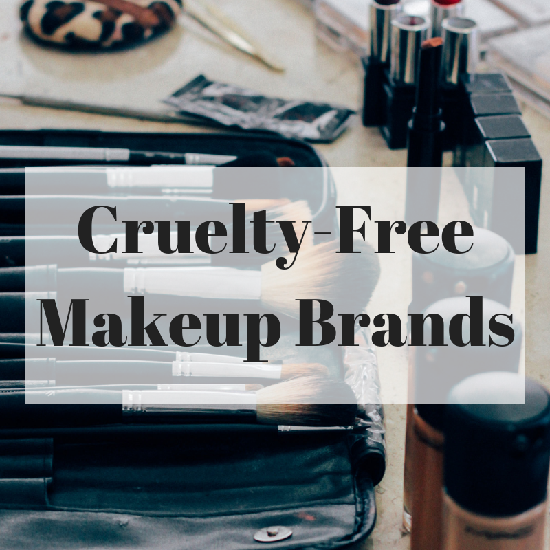 Cruelty-Free Makeup Brands