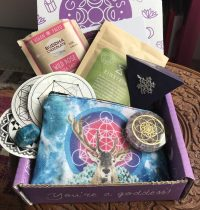 Goddess Provisions Subscription Box Reveal – March 2019