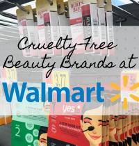 Cruelty-Free Beauty Brands at Walmart