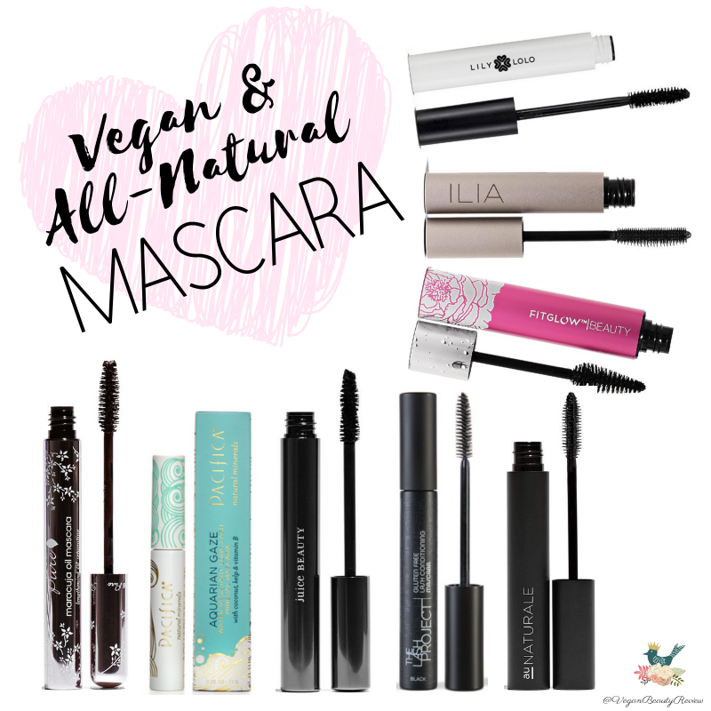 vegan all-natural mascara