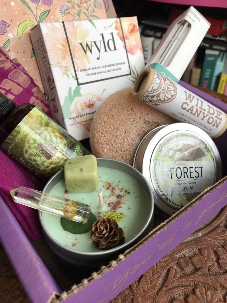 Goddess Provisions Subscription Box Reveal – April 2019