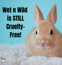Wet n Wild is Still Cruelty-Free!