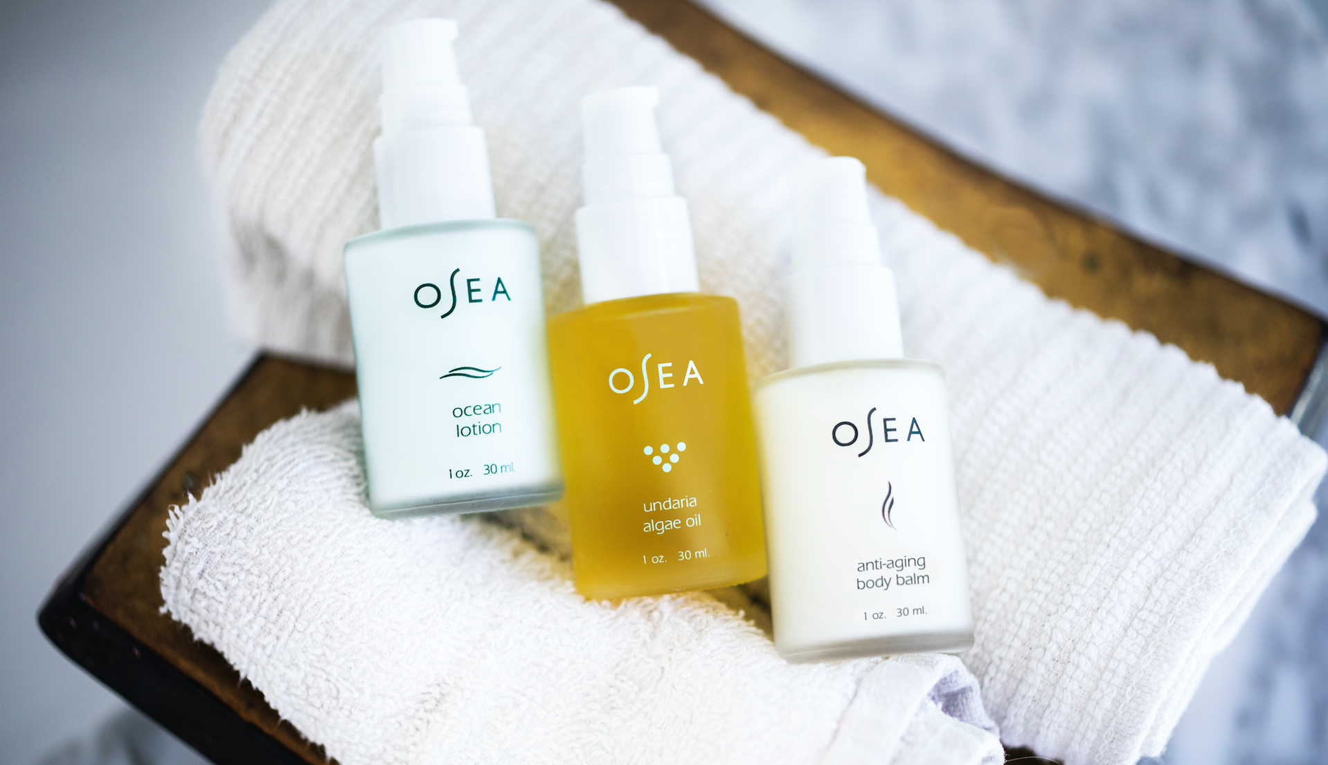 osea travel body trio