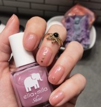 Cruelty-Free Nails Featuring Ella + Mila Sheer Collection