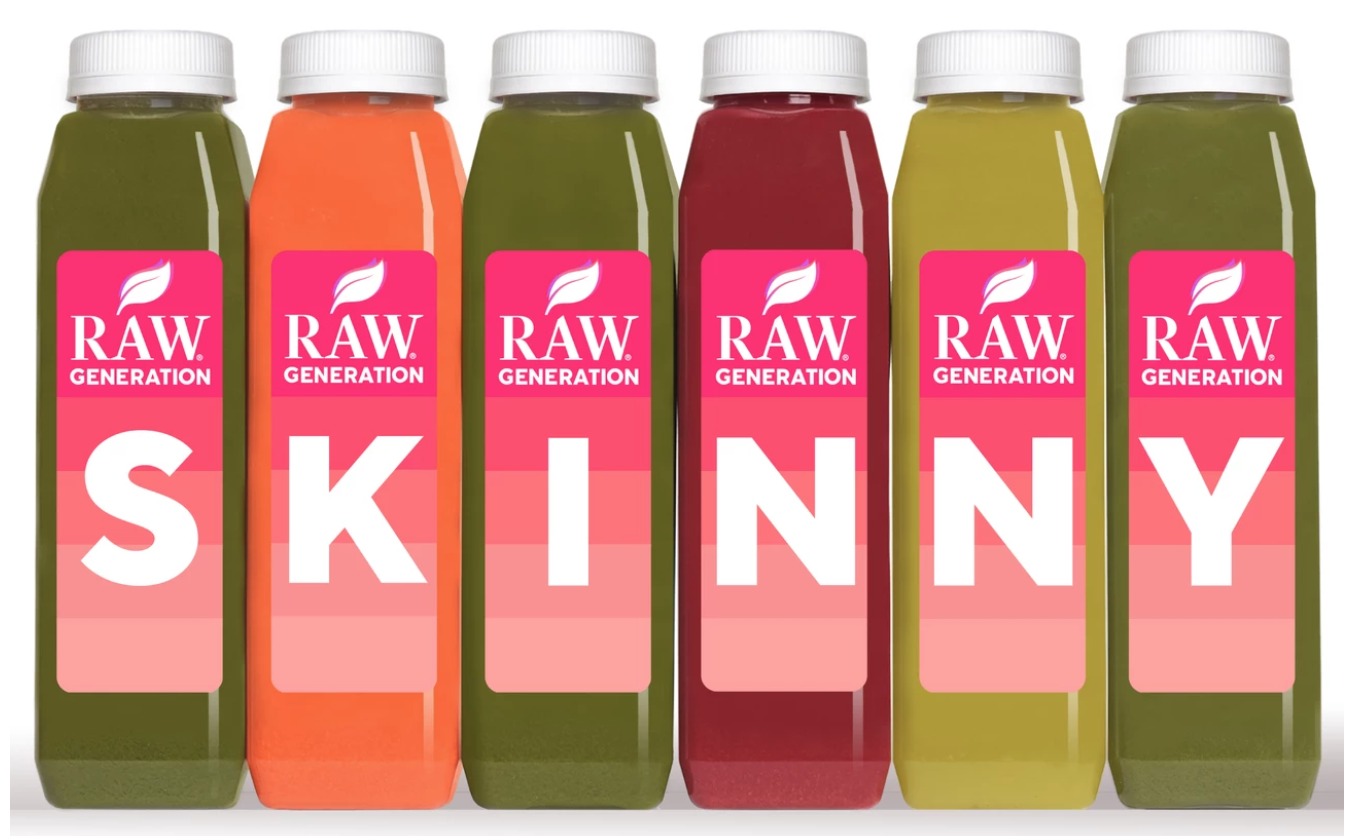 Raw Generation Skinny Cleanse