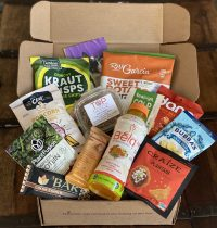 Vegan Cuts Snack Box for July 2020 – Peep the Noms!