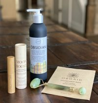 Trying Out Fun, All-Natural Self-Care Goodies from Cynaglow