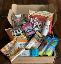 Vegan Cuts Snack Box for August 2020 + Coupon Code